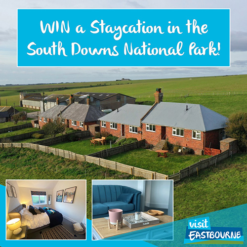 Win a Staycation in the South Downs National Park