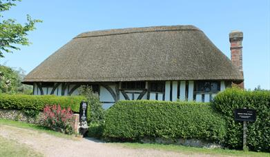 Alfriston Clergy House