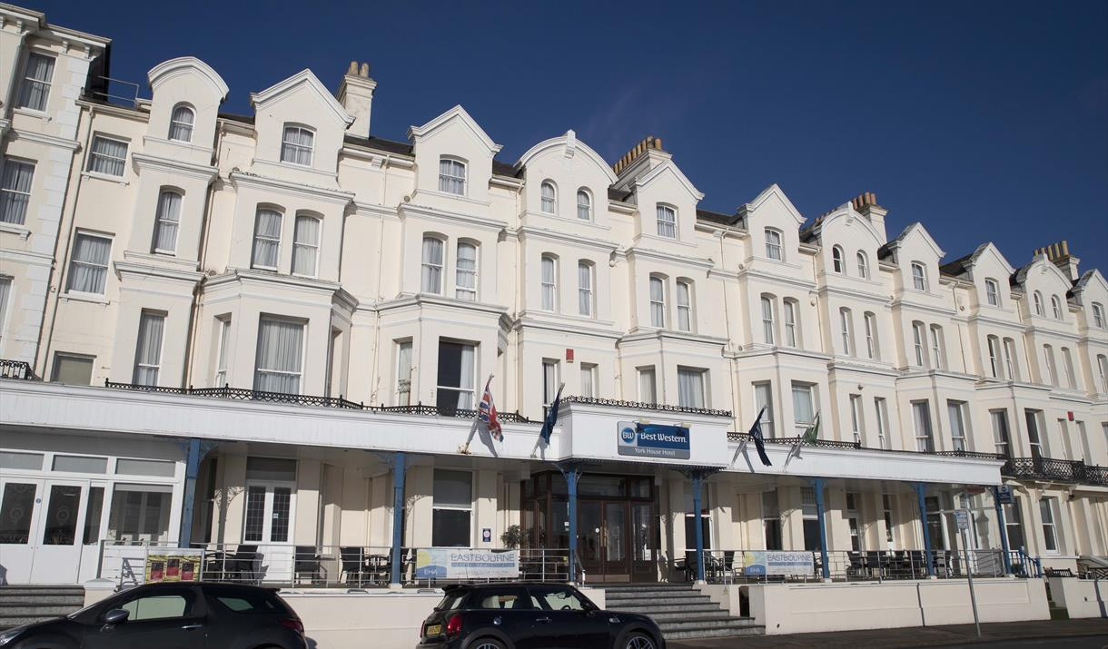 York House Hotel in Eastbourne
