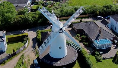 Stone Cross Windmill