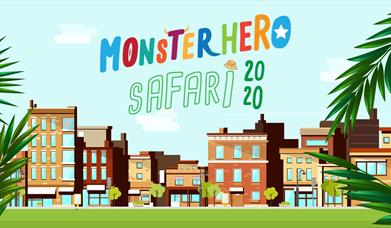 MonsterHero Safari THE NHS