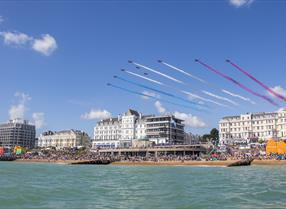 Eastbourne International Airshow, Airbourne
