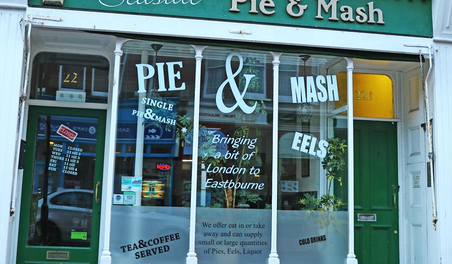 Seaside Pie and Mash