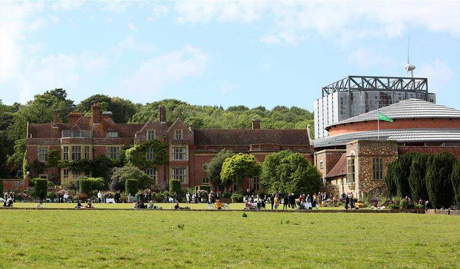 Glyndebourne Opera House © Glyndebourne Productions Ltd. Photo: Sam Stephenson