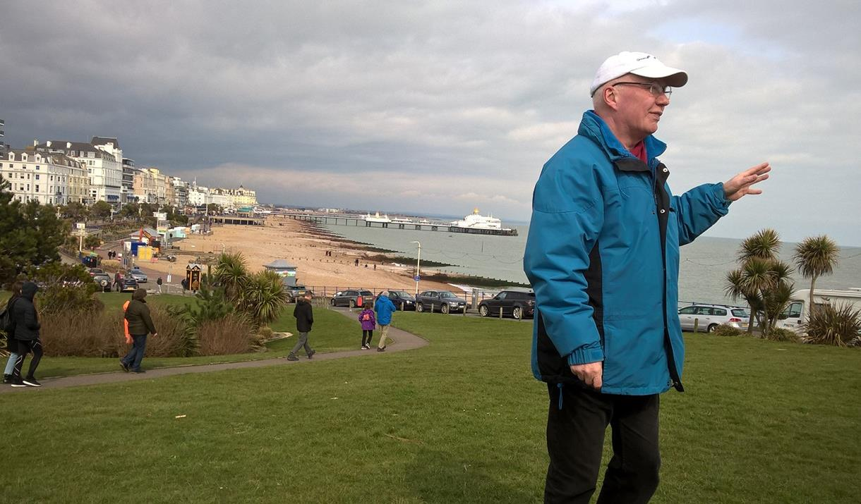 Guided Walk along the seafront
