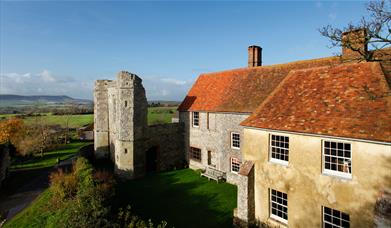 Wilmington Priory, The Landmark Trust